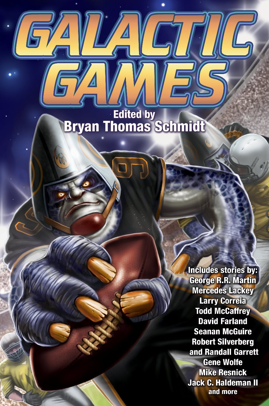 Galactic Games, including short fiction by Gray Rinehart